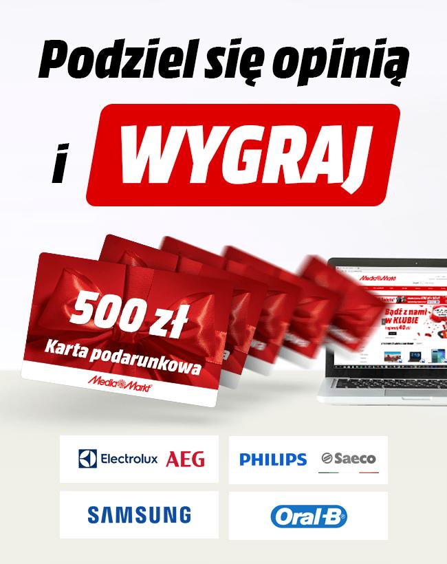 91570f3b1f803 Konkurs opinii - sklep MediaMarkt.pl