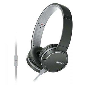 Zestaw słuchawkowy SONY MDR ZX660AP Czarny, Słuchawki przewodowe opinie, cena sklep MediaMarkt.pl