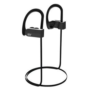 Słuchawki bezprzewodowe ISY IBH 3500 BK Czarny, Słuchawki bezprzewodowe opinie, cena sklep MediaMarkt.pl