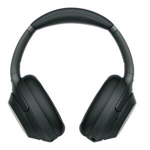 Słuchawki bezprzewodowe SONY WH 1000XM3 Czarny, Słuchawki z mikrofonem Media Markt