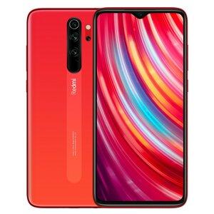 Smartfon XIAOMI Redmi Note 8 Pro 6/64GB Pomarańczowy (Coral Orange)  - opinie, cena - MediaMarkt.pl