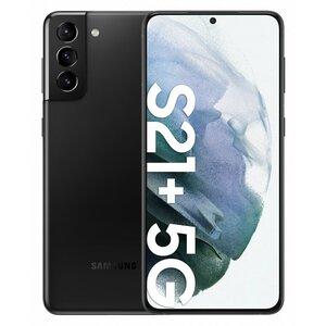 Smartfon SAMSUNG Galaxy S21+ 5G 128GB Czarny SM-G996BZKDEUE