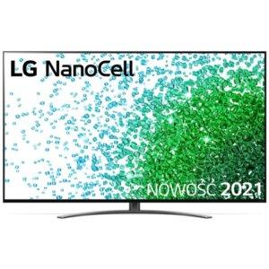 Telewizor LG 55NANO813PA