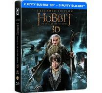 Hobbit: Bitwa Pięciu Armii 3D. Wydanie rozszerzone (5BD)
