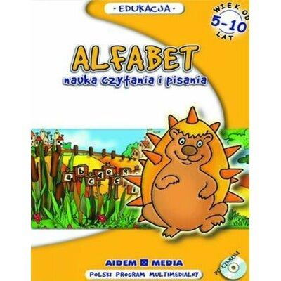 Alfabet: nauka czytania i pisania Program AIDEM MEDIA