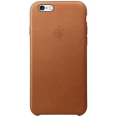 Skórzane etui APPLE do iPhone 6/6s Naturalny brąz MKXT2ZM/A
