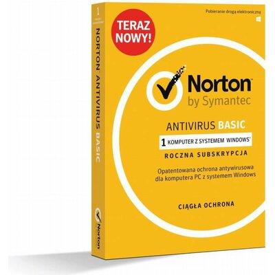 Norton Antivirus Basic Program NORTON