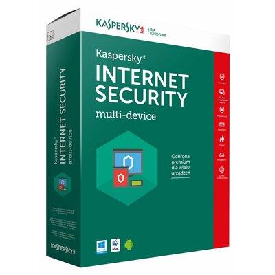 Internet Security Multi-Device Home & Student Edition (1 urządzenie, 1 rok) Program KASPERSKY LAB