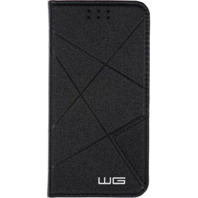 Etui WG Cross Flipbook do Samsung Galaxy Xcover 4 Czarny