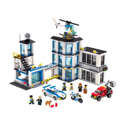 Lego City 60174 Górski Posterunek Policji Klocki Opinie Cena