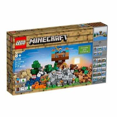 Lego Minecraft 21144 Wiejska Chatka Klocki Opinie Cena Sklep