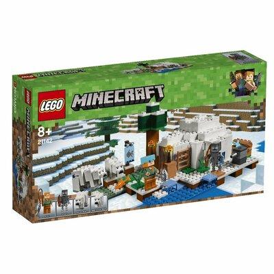 Lego Minecraft 21141 Jaskinia Zombie Klocki Opinie Cena Sklep