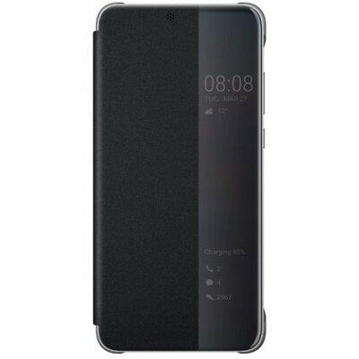 Smart View Flip Cover do Huawei P20 Czarny Etui HUAWEI