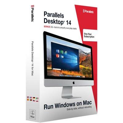 Parallels Desktop 14 for Mac (roczna subskrypcja) Program PARALLELS