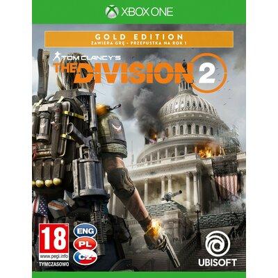Tom Clancy's The Division 2 Edycja Gold Gra xbox one UBISOFT