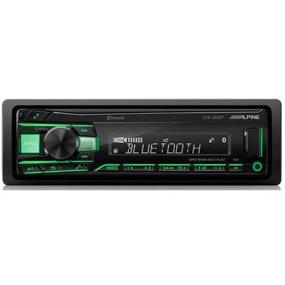 Radioodtwarzacz samochodowy ALPINE UTE-201BT