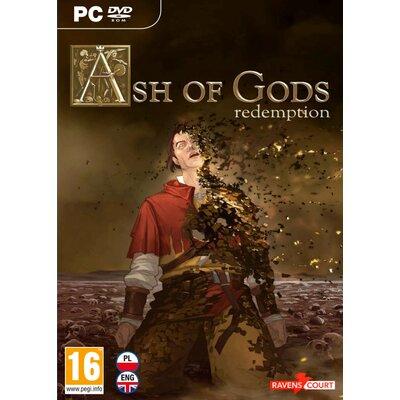 Ash of Gods: Redemption Gra PC KOCH MEDIA