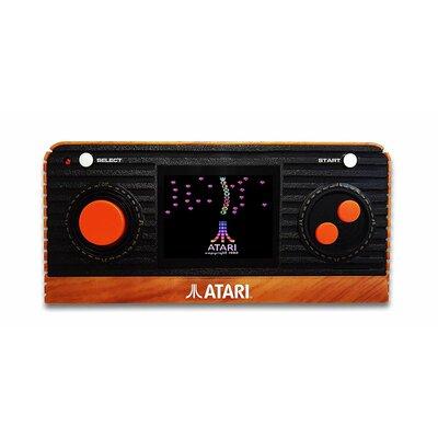 Konsola ATARI Retro Handheld z wbudowanymi 50 grami