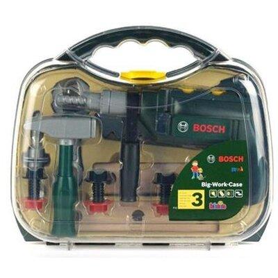 Walizka z wiertarką i narzędziami dla dzieci Klein 8416 Bosch