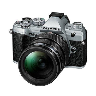 Aparat OLYMPUS E-M5 Mark III Srebrny + 12-40mm Pro Czarny Media Markt 1415023