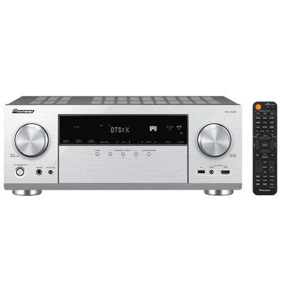 Amplituner PIONEER VSX-LX304 Srebrny Media Markt 1417340