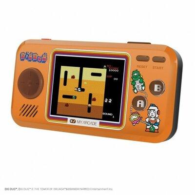 Konsola MYARCADE Pocket Player Dig Dug