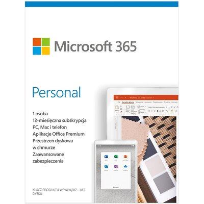 Microsoft 365 Personal PL 1 rok Program MICROSOFT