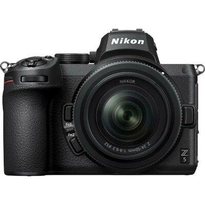 Z 5 + Nikkor Z 24-50mm f/4-6.3 Aparat NIKON
