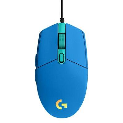 G102 Lightsync Mysz przewodowa LOGITECH